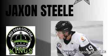 North Stars' Jaxon Steele commits to Red Deer College - The Battlefords News-Optimist