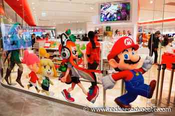Nintendo profits boom as people stuck at home play games - Red Deer Advocate