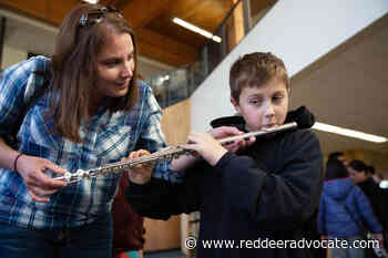 Torrington music program gets grant to purchase instruments - Red Deer Advocate