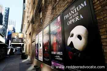 Broadway readies imminent ticket sales for a fall reopening - Red Deer Advocate