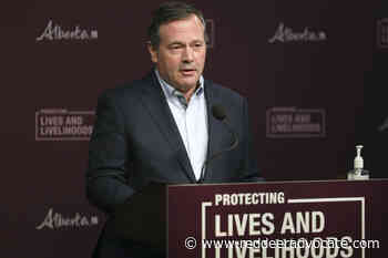 'Please stay home': Kenney imposes new COVID-19 restrictions – Red Deer Advocate - Red Deer Advocate