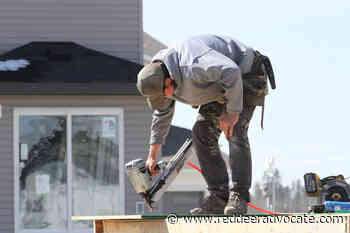 City of Red Deer building permits up in 2021 - Red Deer Advocate