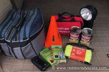 Severe weather and pandemic: Red Deer reminds citizens to maintain emergency supply kits – Red Deer Advocate - Red Deer Advocate