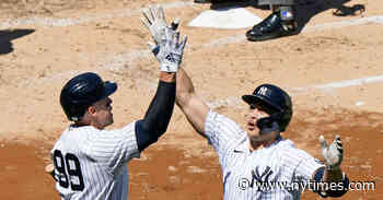 Even in a Loss, Yankees (and Their Fans) Show Some Pluck