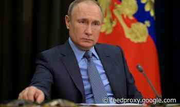 Putin fury: Russian fighter jet intercepts US aircraft as Moscow eyes NATO drills