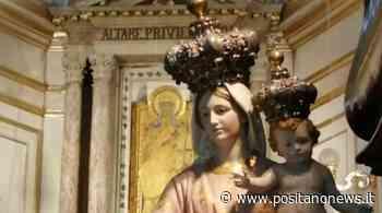 Positano, l'8 maggio la supplica alla Madonna di Pompei in Parrocchia - Positanonews - Positanonews