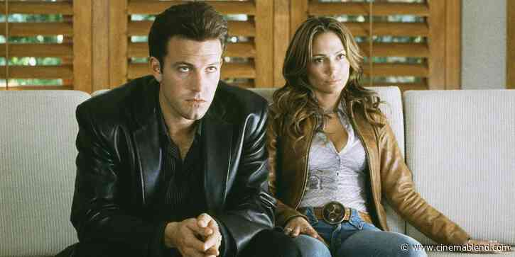 What's Allegedly Really Going On With That Jennifer Lopez And Ben Affleck Hangout - CinemaBlend