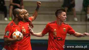 Benfica regressa às vitórias em Porto Salvo - A Bola