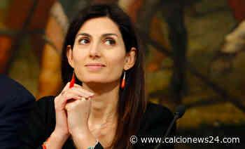Roma, Virginia Raggi saluta Mourinho: «La nostra città accoglie un grande personaggio» - Calcio News 24