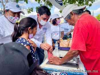 Atender las comisarías de Izamal para disminuir la brecha de desigualdad, prioridad de Roberto Rodríguez Sosa - www.mipuntodevista.com.mx