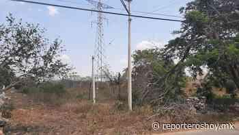 Dejan fuera a ejidatarios y proponen puente para tren maya en Izamal - Reporteros Hoy