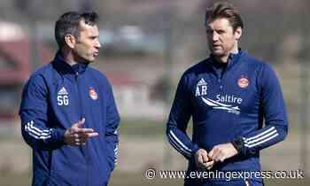 Christina Aguilera, River City and the World Cup - Aberdeen coach Allan Russell's colourful career - Aberdeen Evening Express
