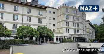 Im früheren Nobelhotel in Kleinmachnow soll ein Hospiz einziehen - Märkische Allgemeine Zeitung