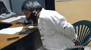 Trujillo: médicos en desacuerdo por detención de alcalde de Moche - LaRepública.pe