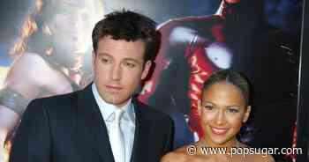 Jennifer Lopez and Ben Affleck's Relationship Timeline Represents an Iconic 2000s Moment - POPSUGAR