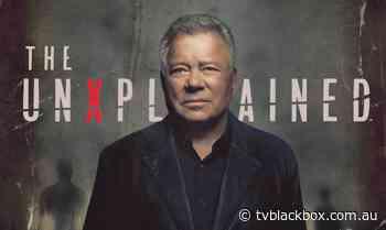 More UFO adventures on THE UNXPLAINED WITH WILLIAM SHATNER - TV Blackbox