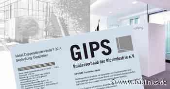 GIPS mit BIM