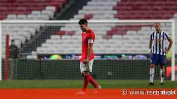 Benfica-FC Porto, 1-1: ganhou quem não jogou - Record