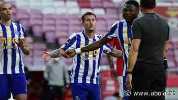 Otávio avalia o clássico: «Sempre a mesma história» (FC Porto) - A Bola