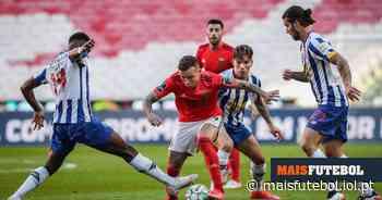 VÍDEO: Uribe empata para o FC Porto na Luz | MAISFUTEBOL - Maisfutebol