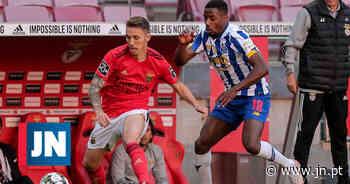 Benfica e F. C. Porto empatam na Luz. Veja os golos e os casos - Jornal de Notícias