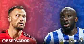SL Benfica-FC Porto em direto na Rádio Observador - Observador