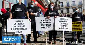 Empresários da diversão itinerante ameaçam manifestar-se na Cimeira Social no Porto - SAPO 24