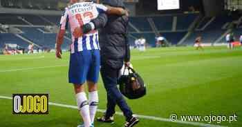 FC Porto explica lesão de Corona - O Jogo