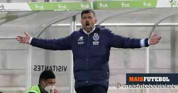 FC Porto: Conselho Disciplina indefere recurso de Conceição   MAISFUTEBOL - Maisfutebol