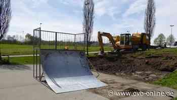 Auf der Skater-Anlage Am Rothbachl in Kolbermoor rührt sich wieder was - ovb-online.de