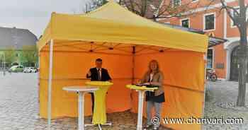 Neue Bürgersprechstunde in Burglengenfeld auf dem Bauern- und Wochenmarkt   - Radio Charivari