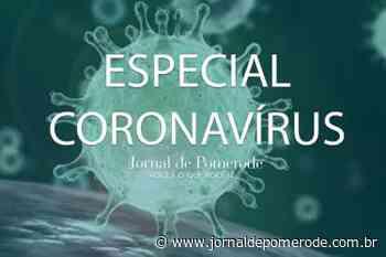 Nesta quinta-feira, seis pessoas se recuperam da Covid-19 - Jornal de Pomerode
