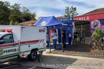 Polícia Civil autua em flagrante autor das mortes em Saudades - Jornal de Pomerode