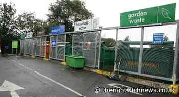 """""""Pop up"""" household waste service considered by Cheshire East Council - Nantwich News"""