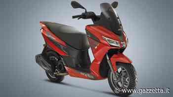 Aprilia Sxr 50 2021: ecco il nuovo scooter di Noale per la città - La Gazzetta dello Sport