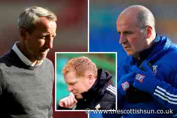 Celtic after Neil Lennon: the 22 managers appointed in Scotland and England in the 71 days since Lenny... - The Scottish Sun