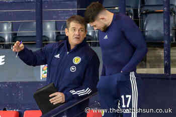 Scotland coach Carver has knocked back offers in England and abroad to fully focus on Euros... - The Scottish Sun