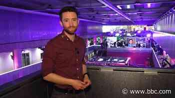 Scottish election 2021: Behind the scenes at BBC Scotland - BBC News