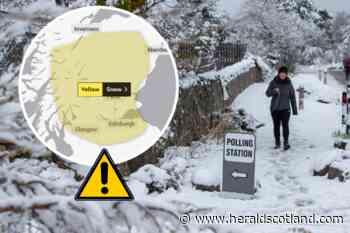 Scotland weather: Highland, Grampian and Glasgow & Edinburgh given snow warning   HeraldScotland - HeraldScotland
