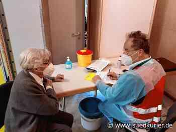 Bad Säckingen, Wehr: Stadt vergibt an über 70-Jährige Impftermine am 14. Mai in der Flößerhalle - SÜDKURIER Online