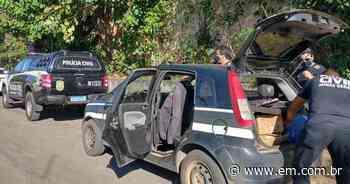 Polícia Civil cumpre mandados em Sete Lagoas para apurar crimes ambientais - Estado de Minas