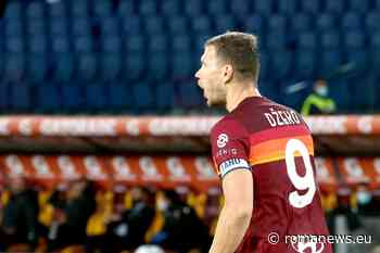 Roma, Dzeko infallibile in Europa: sesto gol nelle ultime sette partite - RomaNews