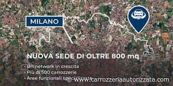 Soluzione Carrozzeria by CarSafe: la nuova sede di Sesto San Giovanni (MI) - carrozzeria autorizzata