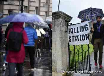 Scottish election 2021: Polling day weather across Scotland to be cold and wet, say forecasters - The Scotsman