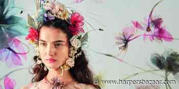 'Dior and Roses': la exposición y el libro que mostrarán el idilio entre la 'maison' y las rosas - Harpers Bazaar