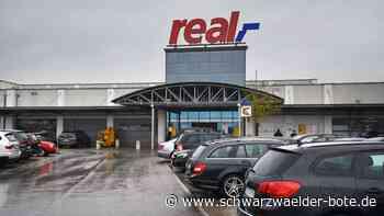 Real-Markt in Oberndorf - Übernahme: Kaufland hält sich noch bedeckt - Schwarzwälder Bote