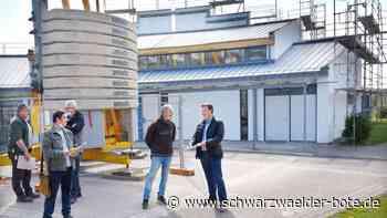 Pfusch am Bau in Oberndorf - Es regnet wieder in die Dreifaltigkeitskirche auf dem Lindenhof - Schwarzwälder Bote