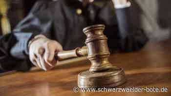 Nach Überfall in Oberndorf - Freiheitsstrafe für Schuhladen-Räuber - Schwarzwälder Bote