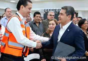 Marco Bográn enviado a támara ¿Show mediático? – Libertad Digital - Libertad Digital Honduras