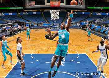 Hornets Look to Regroup Against Magic in Back-to-Back Finale